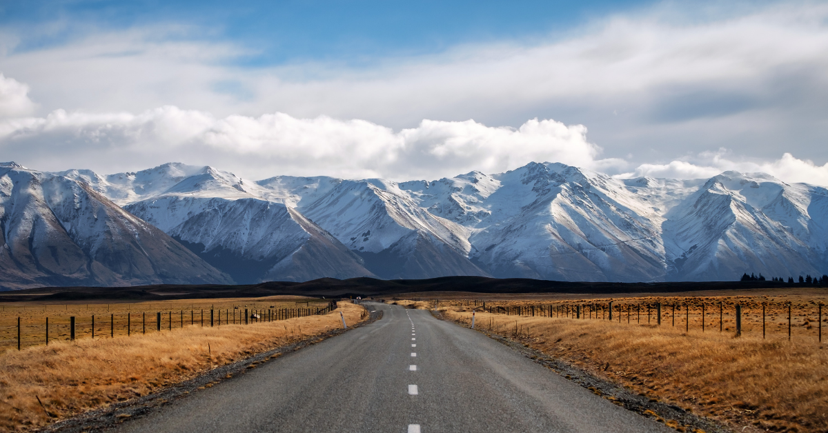 Top Five New Zealand Road Trips to Put Your New Suzuki to the Test