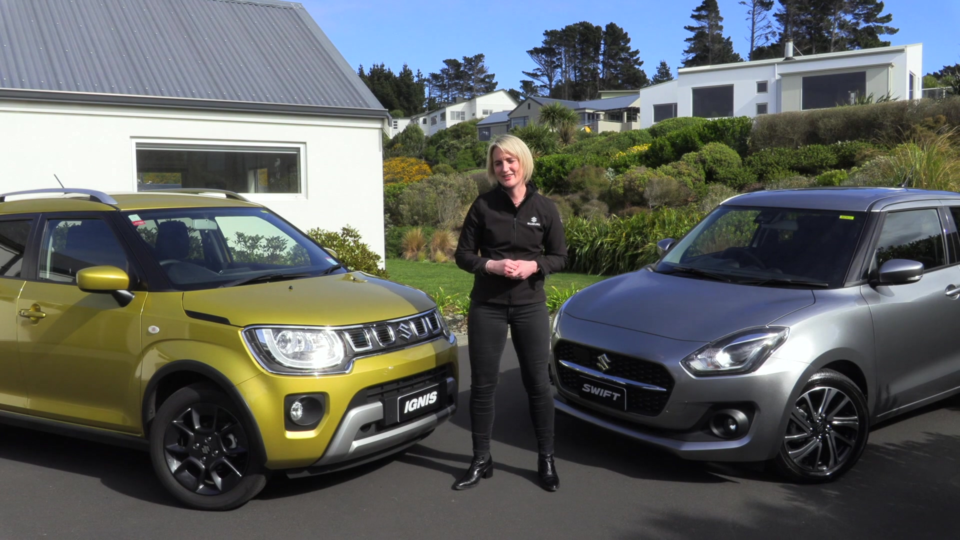 Suzuki Ignis LTD and Swift RS-thumb