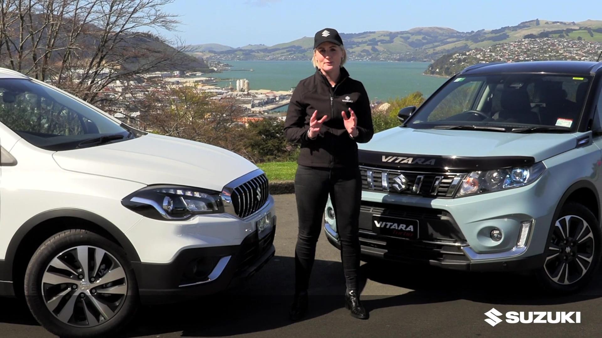 Suzuki Vitara Turbo and S-Cross Prestige-thumb